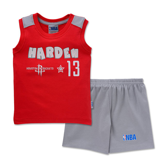 844454d3f93 NBA Baby - 2-piece Set - Muscle Shirt