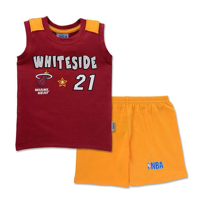 NBA Baby - 2-piece Set - Muscle Shirt 38e510b62